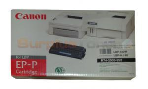 CANON EP-P TONER CARTRIDGE BLACK (R74-2003-952)