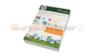 HP NO 88 INK CTG CMY BROCHURE VALUE PACK (CG464AE)