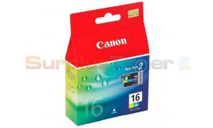 CANON BCI-16 INK CARTRIDGE COLOR (9818A002)