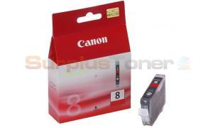 CANON PIXMA IP6600D CLI-8R INK TANK RED (0626B001)
