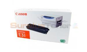 CANON E-31 TONER CARTRIDGE BLACK (1491A004)