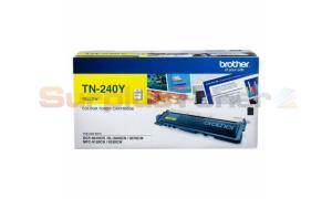 BROTHER DCP-9010CN TONER CARTRIDGE YELLOW (TN-240Y)
