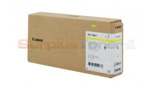 CANON PFI-706Y INK TANK YELLOW PIGMENT 700ML (6684B001)