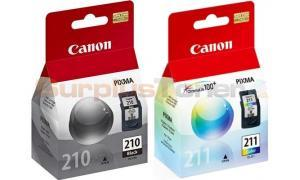 CANON PG-210 CL-211 INK BUNDLE (PG-210-CL-211-BUNDLE)