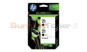 HP NO 21 INK CARTRIDGE BLACK TWIN PACK (SD428AN)