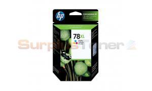 HP NO 78XL INKJET PRINT CARTRIDGE COLOR (C6578AL)