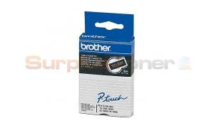 BROTHER TC TAPE GOLD ON BLACK 9 MM X 7.7 M (TC-391)