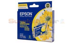 EPSON STYLUS PHOTO RX530 INK CARTRIDGE YELLOW (C13T056490)