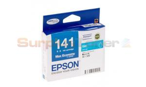 EPSON 141 INK CARTRIDGE CYAN (C13T141290)