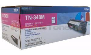 BROTHER HL-4150CDN TONER CARTRIDGE MAGENTA (TN-348M)