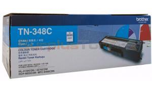 BROTHER HL-4150CDN TONER CARTRIDGE CYAN (TN-348C)