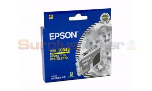 EPSON STYLUS PHOTO 2100 INK CTG MATTE BLACK (C13T034890)