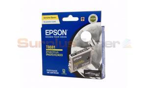 EPSON PHOTO R2400 INK CTG PHOTO BLACK (C13T059190)