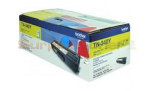 BROTHER HL-4150CDN TONER CARTRIDGE YELLOW (TN-340Y)