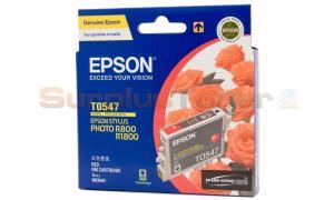 EPSON STYLUS PHOTO R800 INK CTG RED (C13T054790)