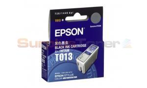 EPSON STYLUS COLOR 480 INK CART BLACK (C13T013091)