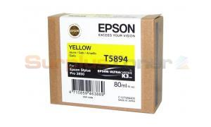 EPSON STYLUS PRO 3850 INK CARTRIDGE YELLOW (C13T589400)