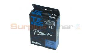 BROTHER P-TOUCH BLACK ON BLUE 18MM (TZ-N541)