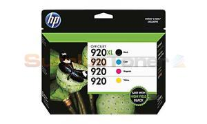 HP 920XL/920 INK CMYK COMBO-PACK (CZ142FN)