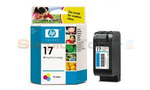 HP DESKJET 840C INKJET CARTRIDGE TRI COLOR (C6625AE)