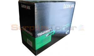 LEXMARK T654N PRINT CARTRIDGE BLACK 36K (T654X92G)