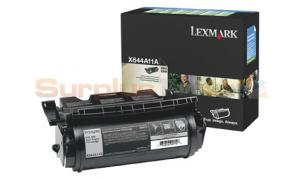 LEXMARK X644E RP PRINT CARTRIDGE BLACK 10K (X644A11A)