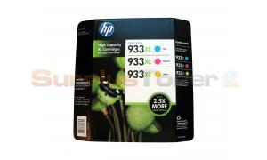 HP NO 933XL INK CART COLOR COMBO-PACK (CR316BN)
