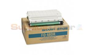 SHARP FO4800 LASER DRUM BLACK (FO-48DR)