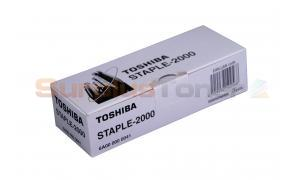 TOSHIBA STAPLE-2000 COPIER STAPLES (STAPLE-2000)