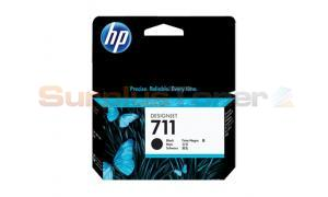 HP NO 711 INK CARTRIDGE BLACK 38ML (CZ129A)