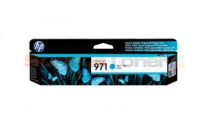 HP NO 971 OFFICEJET INK CARTRIDGE CYAN (CN622AM)
