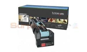 LEXMARK X850E PHOTOCONDUCTOR KIT BLACK (X850H22G)