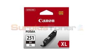 CANON CLI-251XL INK TANK BLACK (6448B001)