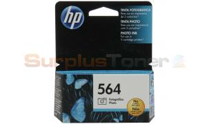 HP NO 564 INK CARTRIDGE PHOTO BLACK (CB317WL)