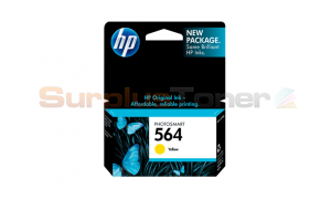 HP NO 564 INK CARTRIDGE YELLOW (CN683WN)