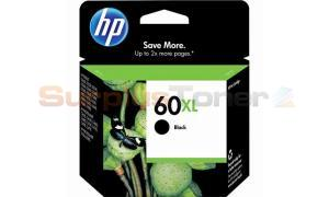 HP NO 60XL INK CARTRIDGE BLACK (CC641WL)