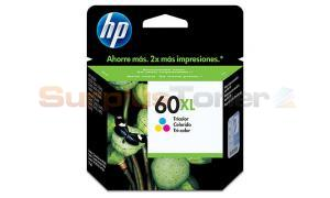 HP NO 60XL INK CARTRIDGE TRI-COLOR (CC644WL)