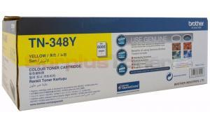 BROTHER HL-4150CDN TONER CARTRIDGE YELLOW (TN-348Y)