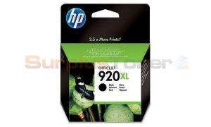 HP NO 920XL INK BLACK (CD975AL)