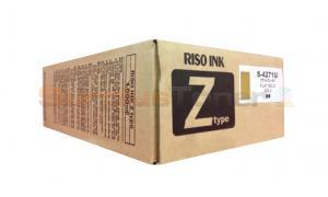 RISO Z TYPE INK FLAT GOLD (S-4271U)