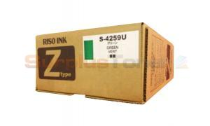 RISO Z TYPE INK GREEN (S-4259U)