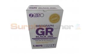 RISO GR INK BLACK (S-3878)