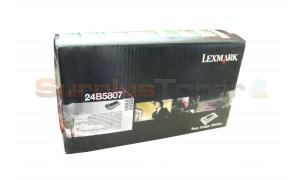 LEXMARK CS736DN TONER CARTRIDGE BLACK RP 12K (24B5807)