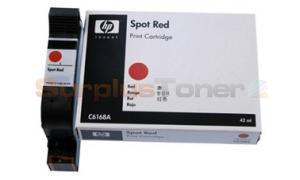 HP TIJ 2.5 SPOT COLOR PRINT CTG RED (C6168A)