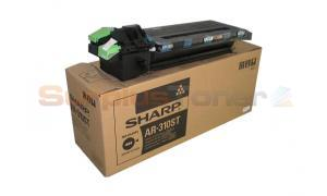 SHARP AR-M257 TONER CARTRIDGE BLACK (AR-310ST)