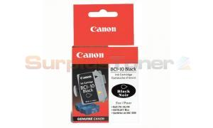 CANON BCI-10BK INK CARTRIDGE BLACK (F47-0751-500)