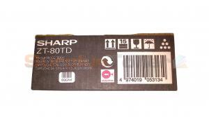 SHARP Z-800 TONER CARTRIDGE/DEVELOPER (ZT-80TD)