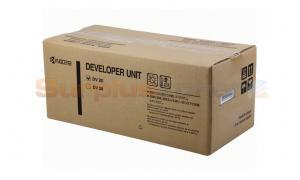 KYOCERA MITA FS-1700 3700 LASER DEVELOPER UNIT BLACK (DV-20)