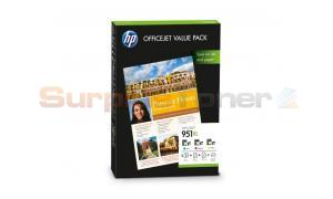 HP NO 951XL INK CART COLOR VALUE PACK (CR712AE)