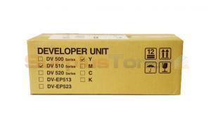 KYOCERA MITA FS-C5020 DEVELOPER UNIT YELLOW (DV-510Y)